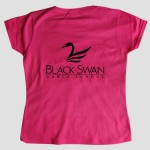 Black Swan Dance School T-shirt - back